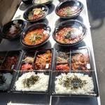 炭火ダイニング 辛辛屋の料理の写真