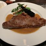 Restaurant MATIERE - 結構大きな肉
