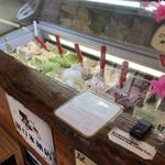 田口氷菓店 - 季節のジェラード