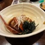 沖縄料理 ちゅらさん家 - ラフテー