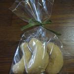 rutoriya - クッキー きなこまろ @105