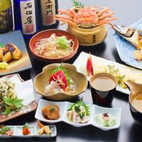 九頭龍蕎麦 - 接待やご宴会向けのコースも充実!