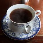 珈琲の館セゾン - ホットコーヒー