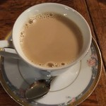 ブラジルコーヒー商会 - カフェオレ