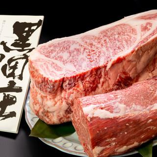 希少な黒田庄和牛が食べられる!20g単位でのオーダーも加能