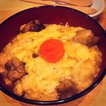 yakitoritowainkasshi-wa - W親子丼♡