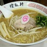 煌龍軒 - 味噌ラーメン750円