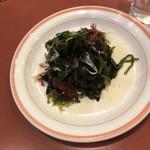 鳥せい - 海藻サラダ