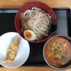 たなか家 - 料理写真:京都温つけ麺(中) 740円