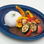 エバーグリーンカフェ - 旬野菜のカレー