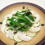 エバーグリーンカフェ - 旬野菜のサラダ
