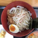 たなか家 - 京都温つけ麺(中) 740円
