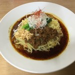 麺屋 清星 - 汁無し坦坦麺