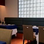ル・モノポール - 落ち着いた空間で食事できました