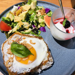 WIRED CAFE - 料理写真: