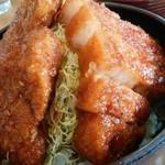 106724573 - ロース・ヒレmix丼