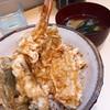 天成 - 料理写真:天丼