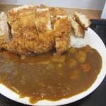 中華料理 麒麟 - 鶏排咖喱