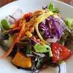 OSTERIA BARABABAO - いろんな野菜がたくさん♪