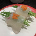 廻転寿司にぎり長次郎 - 料理写真: