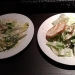 肉料理専門店 瑞流 - シーザーサラダ