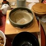 Shirakawa - 小さなお釜だと思ったら深さがあるんですよね。お腹いっぱい。