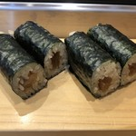 つきぢ神楽寿司 - かんぴょう巻き