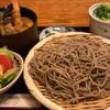 銀座 木屋 - 料理写真:天丼と蕎麦のランチ