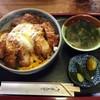大島屋 - 料理写真:かつ丼 上