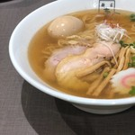 麺匠 玄龍 - 料理写真:左