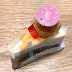 ブルーベリー - 塩キャラメルホワイトチョコ