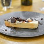 小泉料理店 - ガトーフロマージュ トリュフチーズ