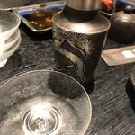 炭火やきとり   富吉 - ドリンク写真:日本酒