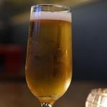 yakeiitarianandonikubaruji-bi- - 生ビール