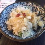 もつ焼き・焼鳥・もつ鍋・おでん 串焼き神社 - 酢モツ