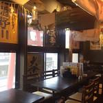 もつ焼き・焼鳥・もつ鍋・おでん 串焼き神社 - 店内 2階