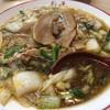 彩華ラーメン - 料理写真:サイカラーメンメンマ入り♪ 696円