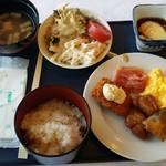 八幡平ハイツレストラン 水芭蕉 -
