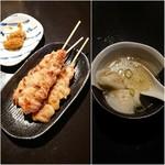 BONZO - CODE500 1ドリンク+お通し+鶏系串3本 1,000円 2019/01