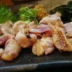 居酒屋たちばな - 料理写真:鶏も旨い!
