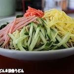 山田うどん食堂 - 料理写真:昭和の冷やし中華