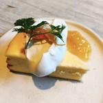 106760203 - 甘夏のベイクドチーズケーキ