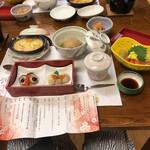 やまびこ荘 - 料理写真: