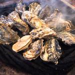 かき小屋フィーバー1111 - 牡蠣のガンガン焼き