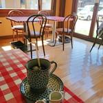 ミディリュヌ - セットのアイスコーヒー 2018/09