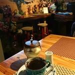 ティペット喫茶レストラン - エスプレッソ・アメリカン 430円 2019/01