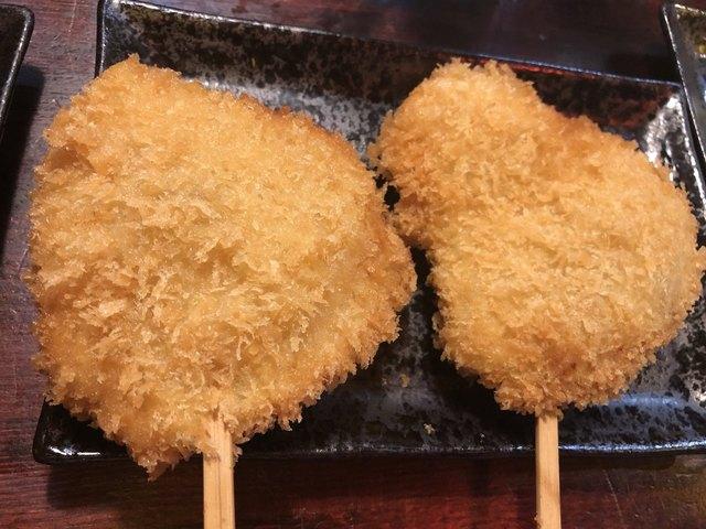 東京串揚げ 串道場 平和島の料理の写真