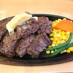 ミスターデンジャー - ◉デンジャーステーキ1ポンドセット(450g) スープ・ライス・サラダ付き 税込み2500円