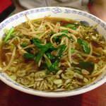 中国料理 四季香 - 台湾ラーメン