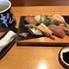 寿し松 - 料理写真:並にぎり=1050円
